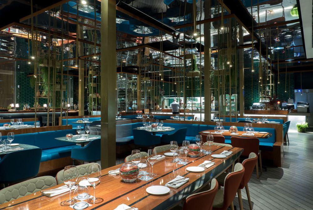 OneOcean Club Restaurant - Lighting Design