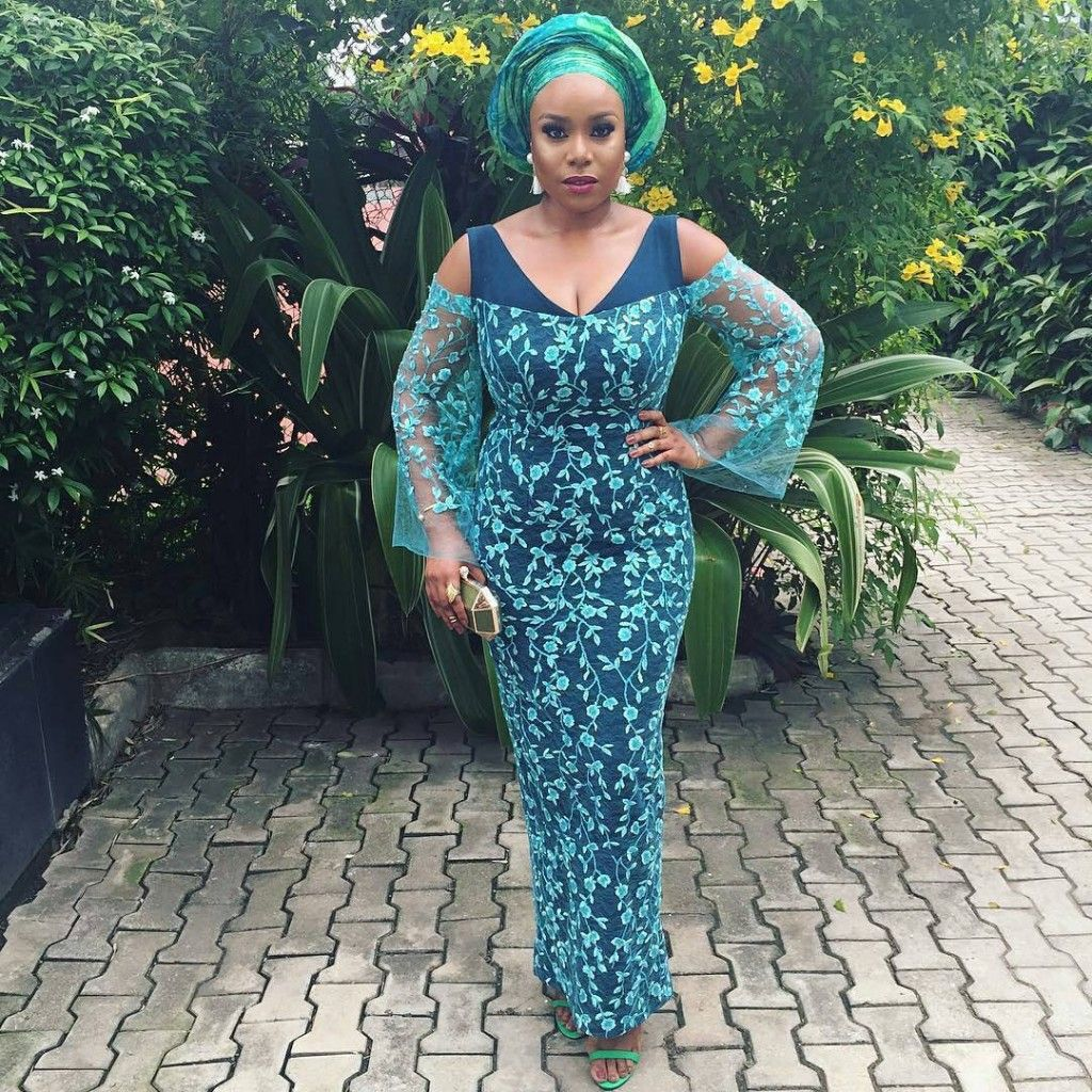 Pin by Timi Goroye on AFRICAN LACE DRESSES   Pinterest   Aso ebi ...