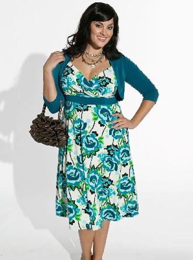 piniful plus size easter dresses (01) #plussizefashion