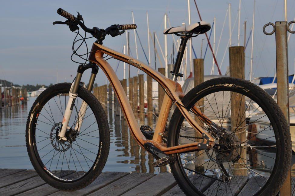 www.lj-bicycles.de Wertarbeit aus dem Schwarzwald Raphael Much baut ...
