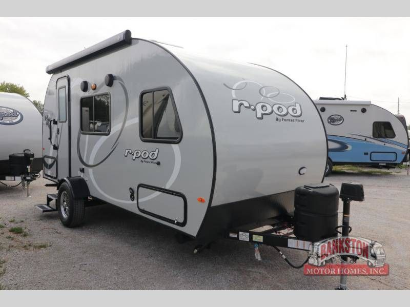 2019 Forest River R Pod Rp 180 Travel Trailers Rv For Sale In
