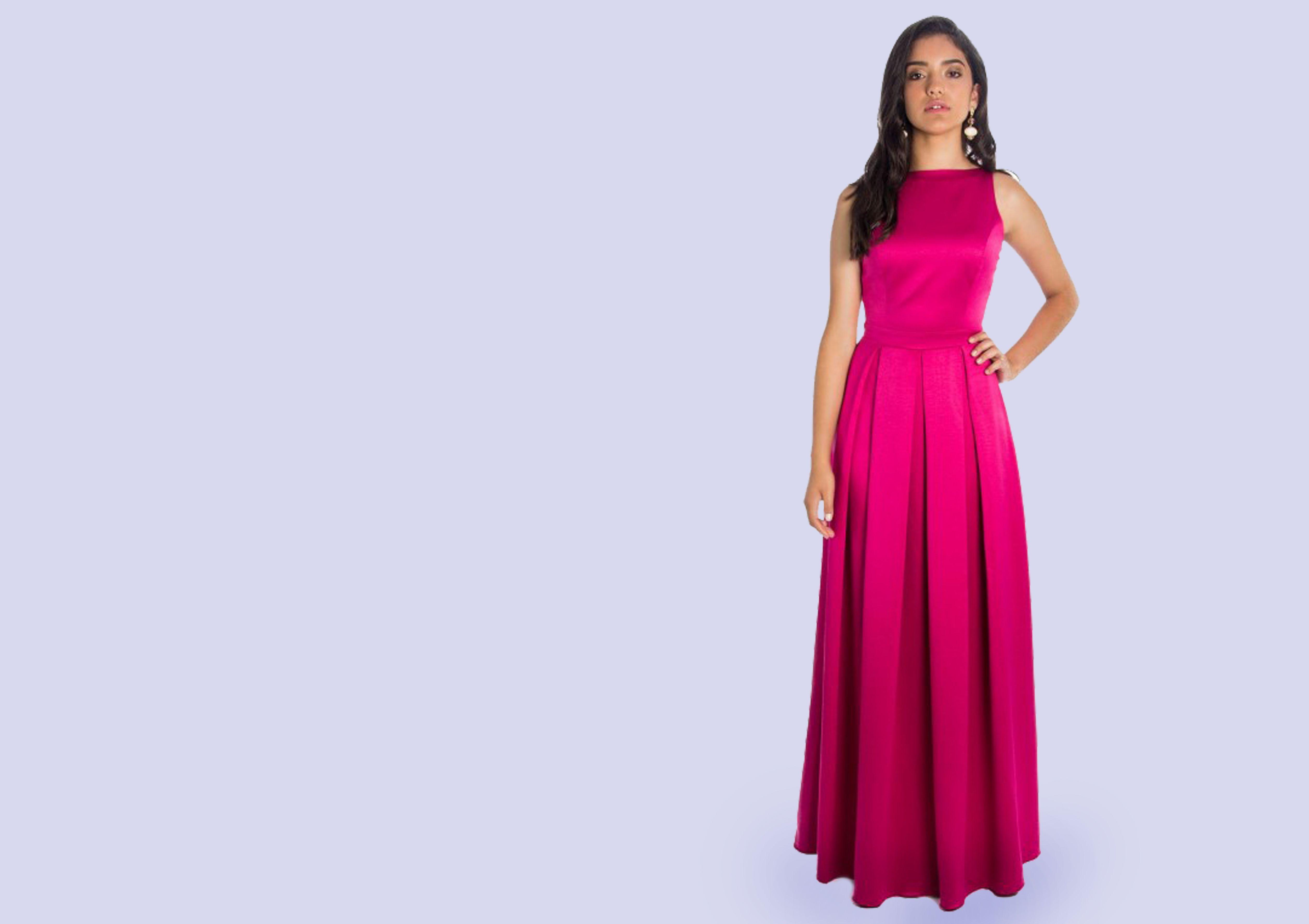 bd47d9a9e Acessórios Para Vestido Rosa Pink. Conheça as Combinações!