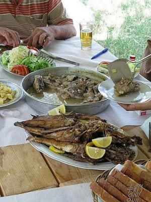 Eastern Europe's Lakes, Rivers and Seas Provide Unlimited Seafood: Carp Recipes