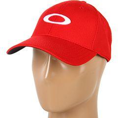 12f310012b4 Oakley Golf Ellipse Hat Red Line