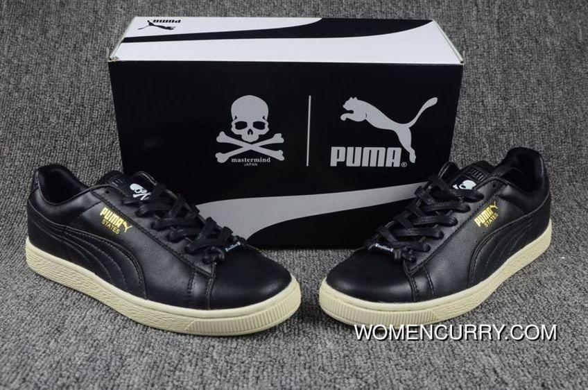 35296993ab19 Puma Mastermind Japan Low Black White Copuon Code