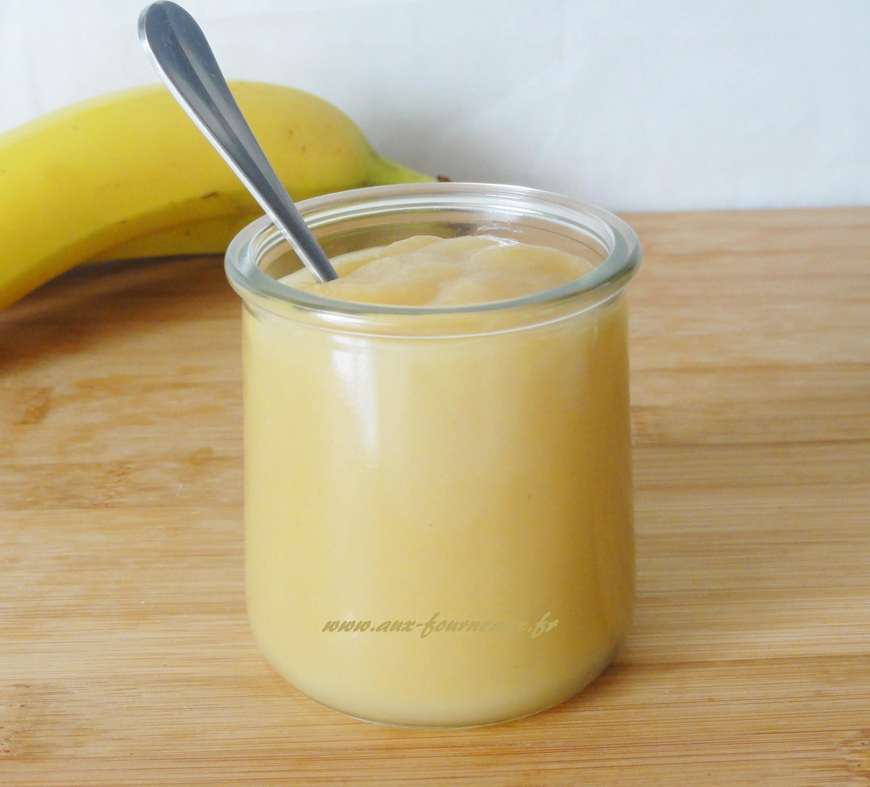 Compote pomme banane recette baby food recipes desserts food et baby food recipes - Conserver de la compote maison ...