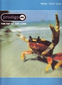 Prodigy: The Fat Of The Land - Melody Line & Guitar Chords. £7.99