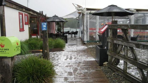 Intense hailstorm rattles Nelson region - Taranaki Daily News