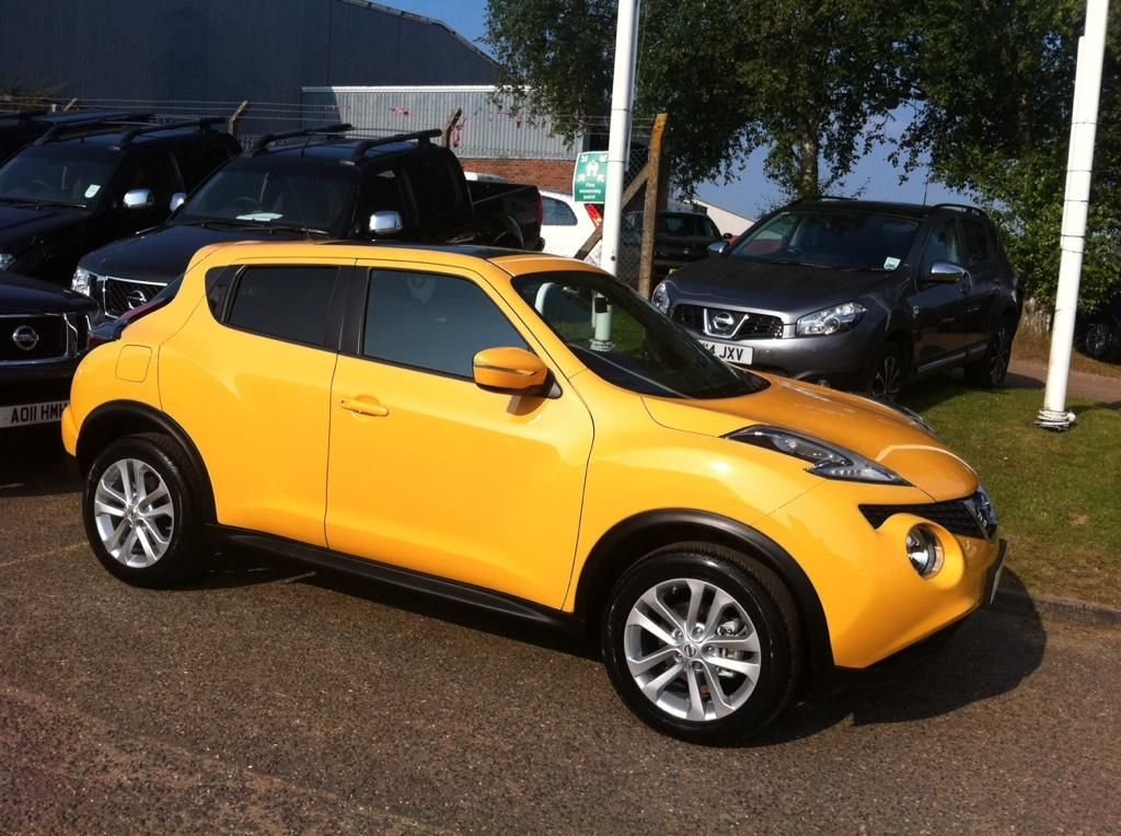 Nissan Dealership Louisville Ky >> I'll take one! a Solar Yellow Nissan Juke | Nissan ...