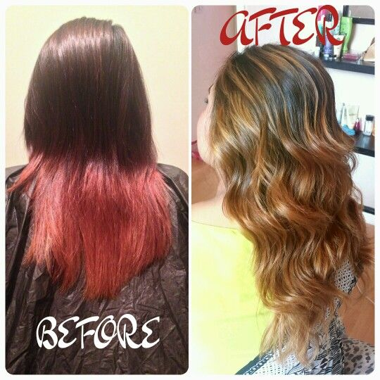 New hair for summer by me!