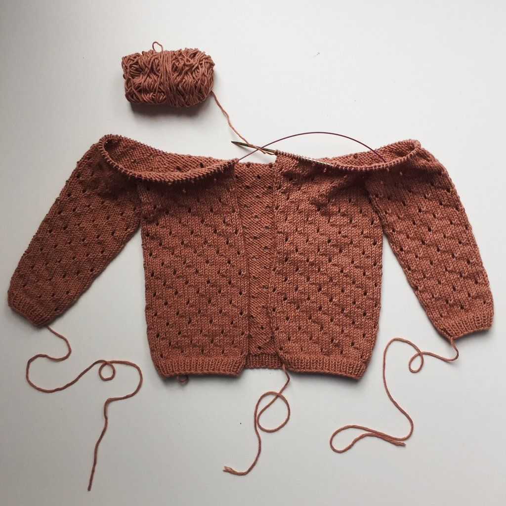 Photo of Anna sin sommer cardigan