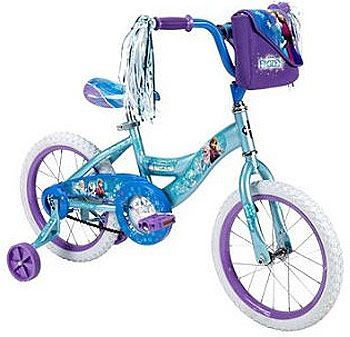 Girls 16 Inch Huffy Disney Frozen Bike Huffy Toys R Us