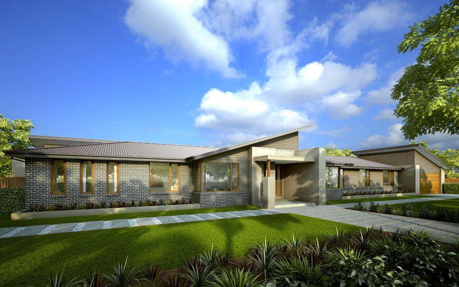 The denver home browse customisation options metricon for Modern houses denver