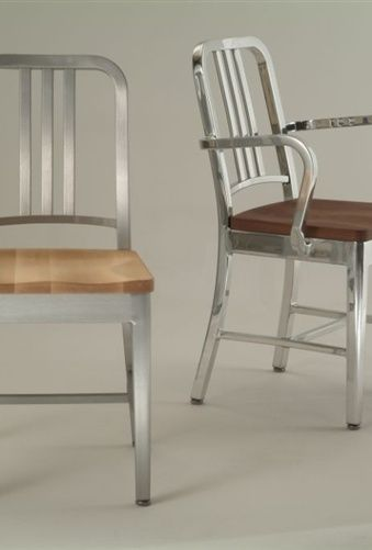 The Aluminum Chair By Emeco Chair Furniture Outdoor Dining Chairs