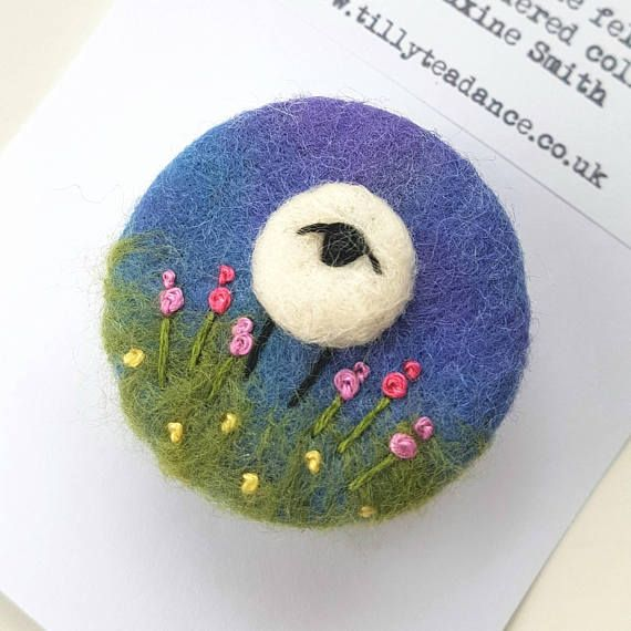 Check out this item in my Etsy shop https://www.etsy.com/uk/listing/468478589/ligeia-the-sheep-needle-felted-and-hand