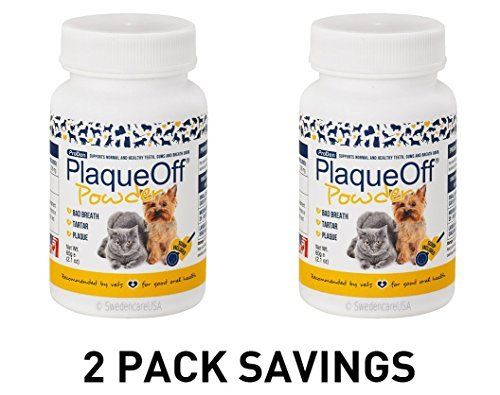 2pack Proden Plaqueoff Animal All Natural Solution Against Tartar Plaque 2 X 60 Gr Want To Know Mor Teeth Cleaning Natural Solutions Dental Care