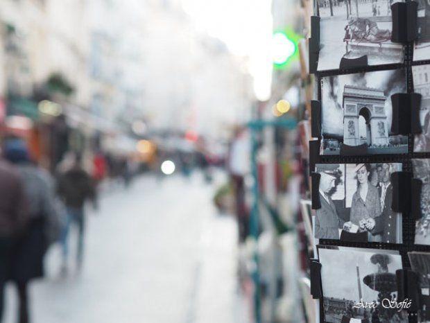 Avec Sofié - blog #ruemontorgueil  #paris