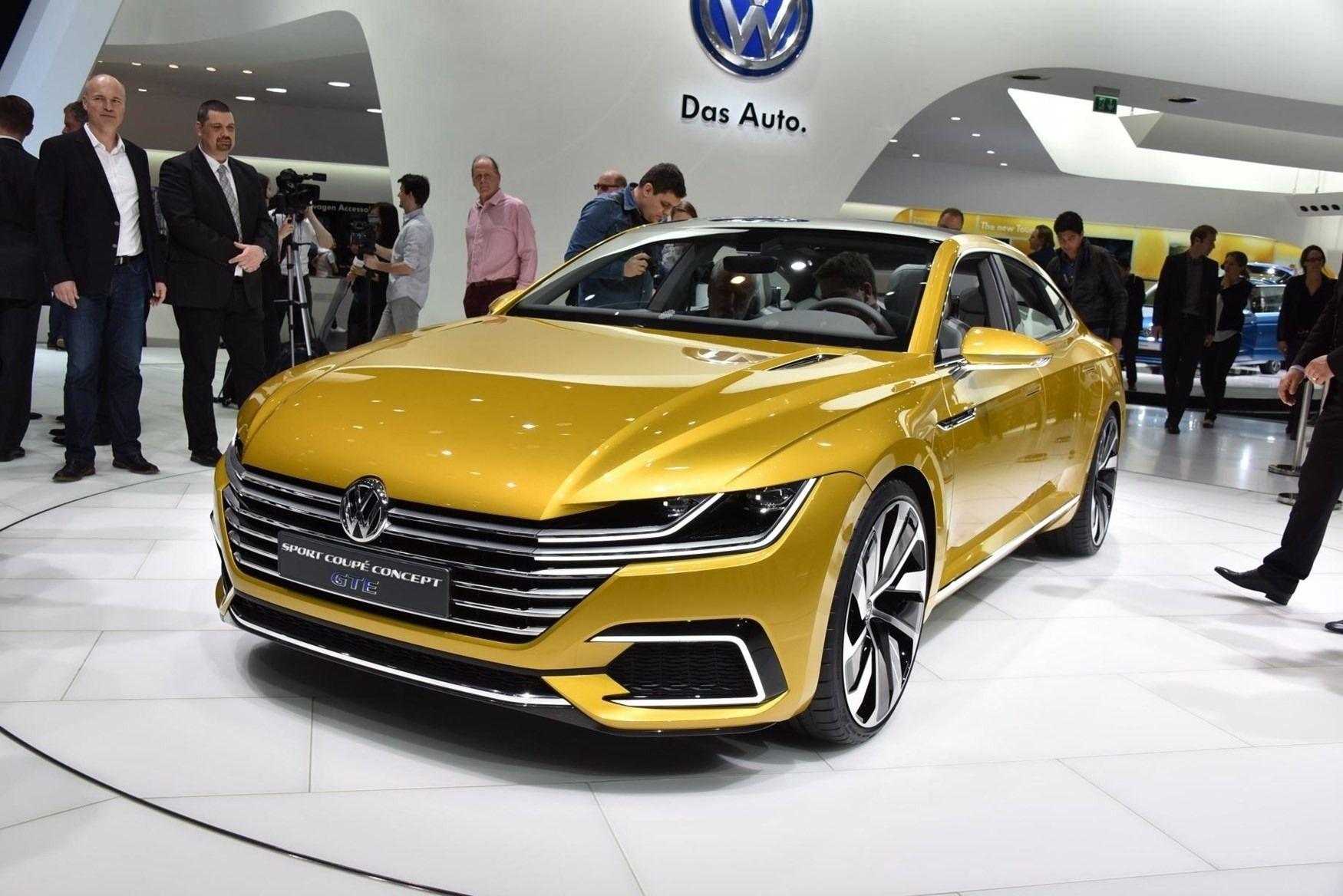 2019 Volkswagen Passat Cc Review, specs and Release date ...