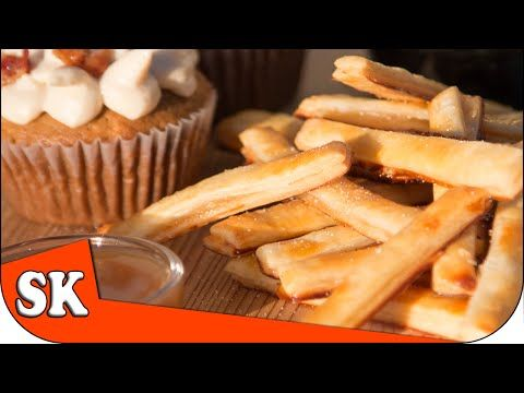 Apple Pie French Fries Ft. James from FunFoods. YouTube