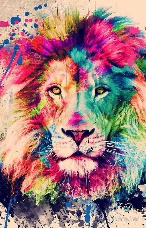 #lion #fullcolor #beautifulpaintings #paint