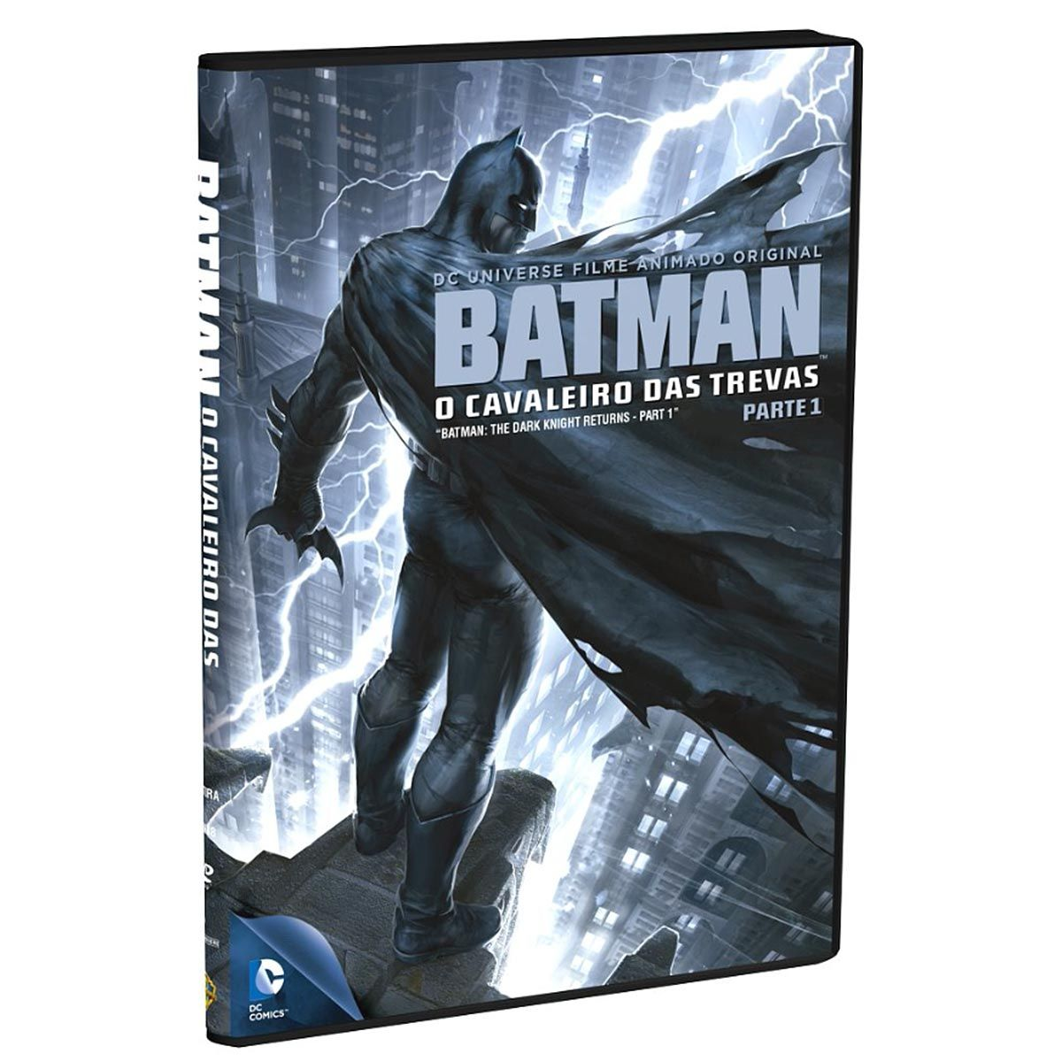 Dvd Batman Cavaleiro Das Trevas Parte 1 Batman The Dark Knight