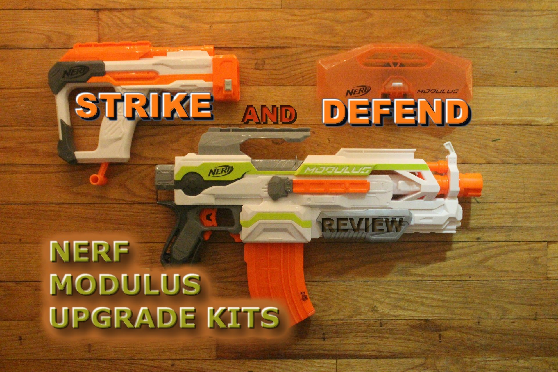 Nerf pistol turned into a SHIELD agents pistol.