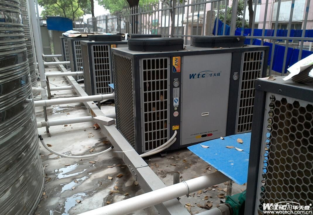 WotechYour Best Choice for Heat Pump Project. Pool