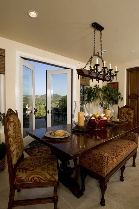 Mediterranean Dining Room Decorating Ideas Dining Table Centerpiece Dining Room Table Centerpieces Tuscan Dining Rooms