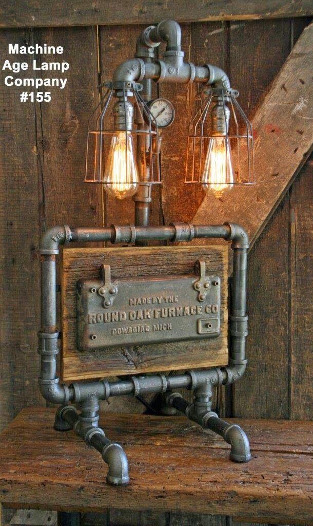 New Vendor: Machine Age Lamps!