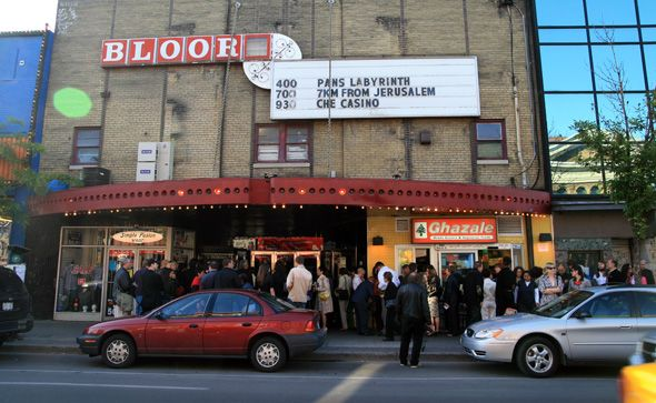 The Toronto Italian Film Festival kicked off it's 9th year. Just another big attraction and getting bigger each and ever year in #Toronto