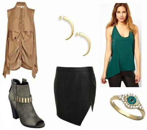 Loki-inspired, Glorious Purpose outfit