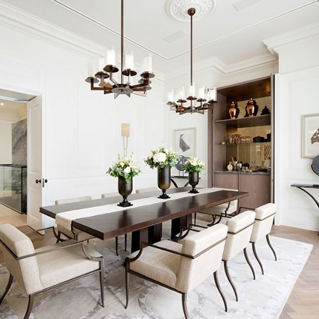 Stunning dining room images for your future home || Feel the ...