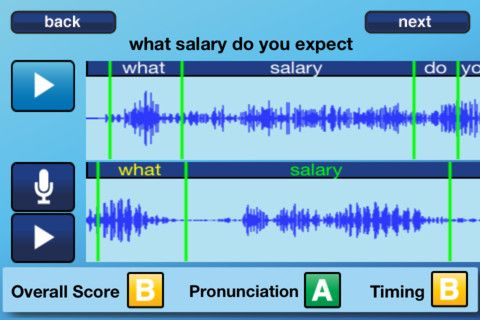 English Pronunciation Otterwave (0.00) This app gives
