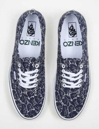 Vans x Kenzo Returns for a Second Collection lcky.mg/MI8X8f