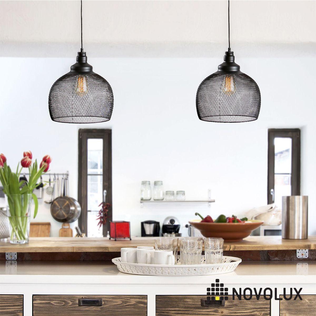 Visilice Novo Lux Lustres Luminaria Ideias