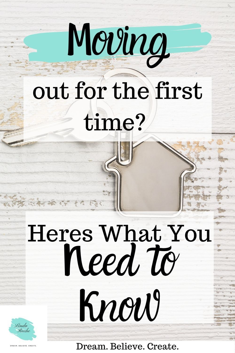 Moving out for the first time? Here's what you need to know || Are you moving out for the first time? Do you need tips, tricks and hacks. Here is everything you need to know! In this post I share everything you need to know in order to move out on your own for the first time. #movingoutforthefirsttime #movingout #movingtips #movingideas #movingchecklist
