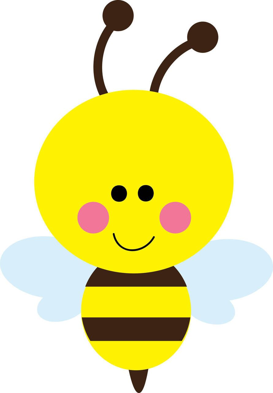 Bumble Bee Clip Art Free Vector