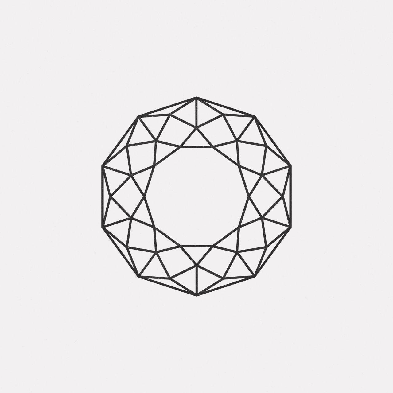 Geometric Shape This Uses Many Geometric Shapes To Create