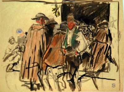 Art and Influence: Sorolla Apuntes