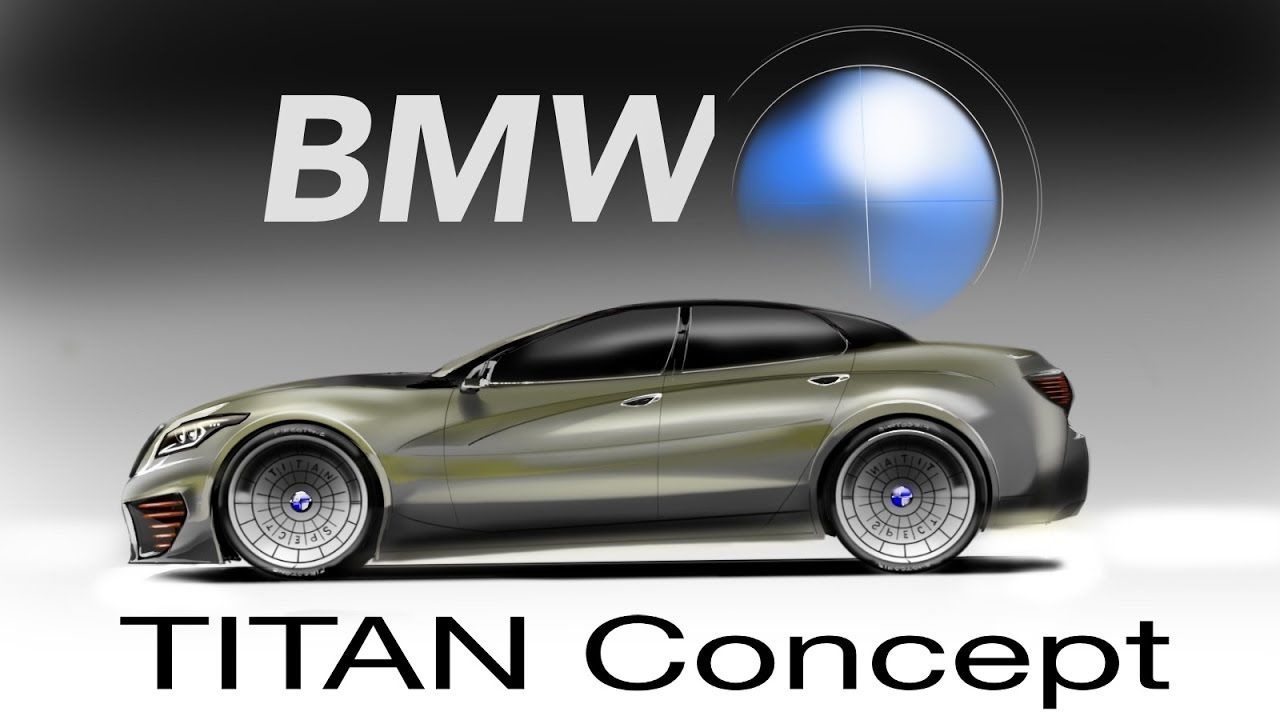 How To Draw And Rendering Bmw Titan Concept Mensagens De Amor