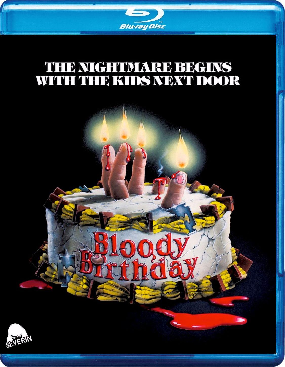 BLOODY BIRTHDAY SEVERIN FILMS BLU-RAY