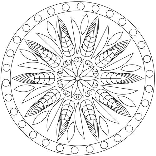 mandala malvorlagen pdf diy mandala vorlagen kostenlos zum
