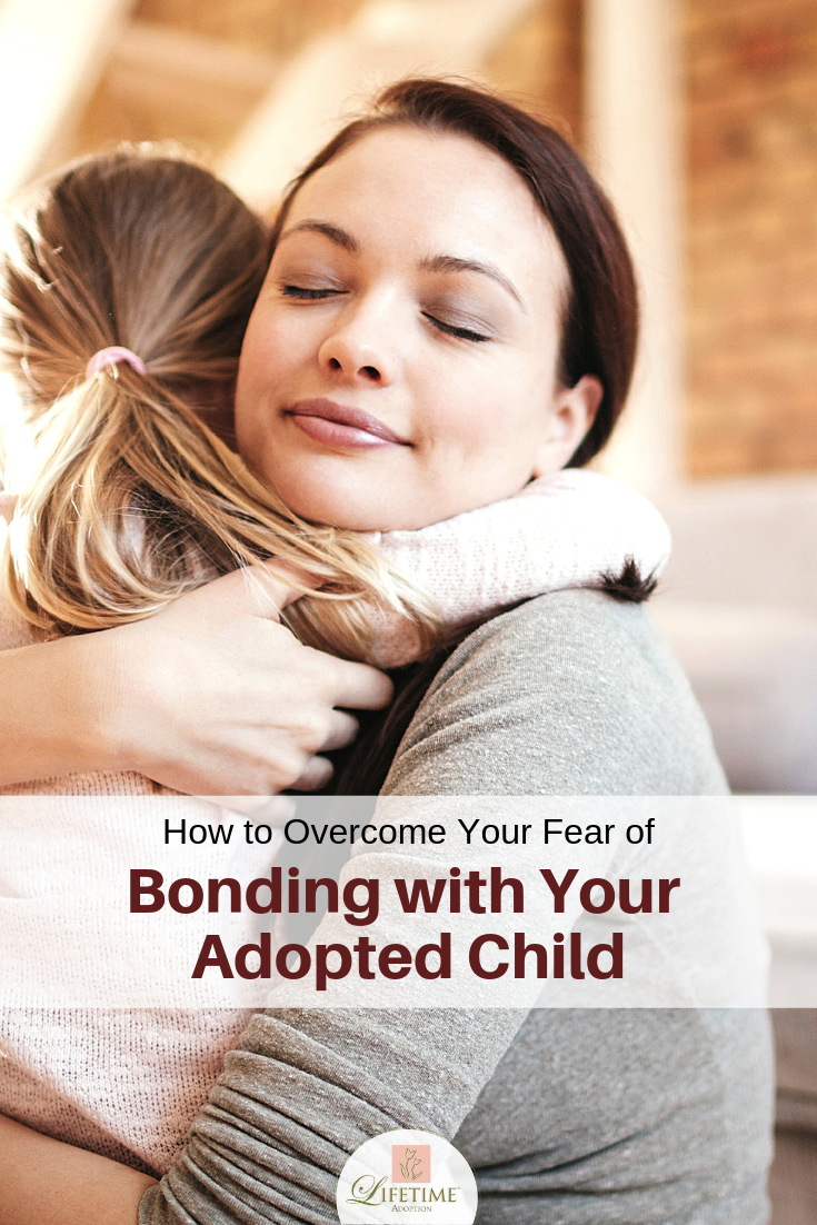 How to Overcome Your Fear of Bonding with Your Adopted Child