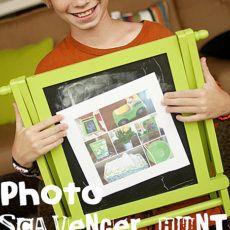 picture scavenger hunt kid's activity idea