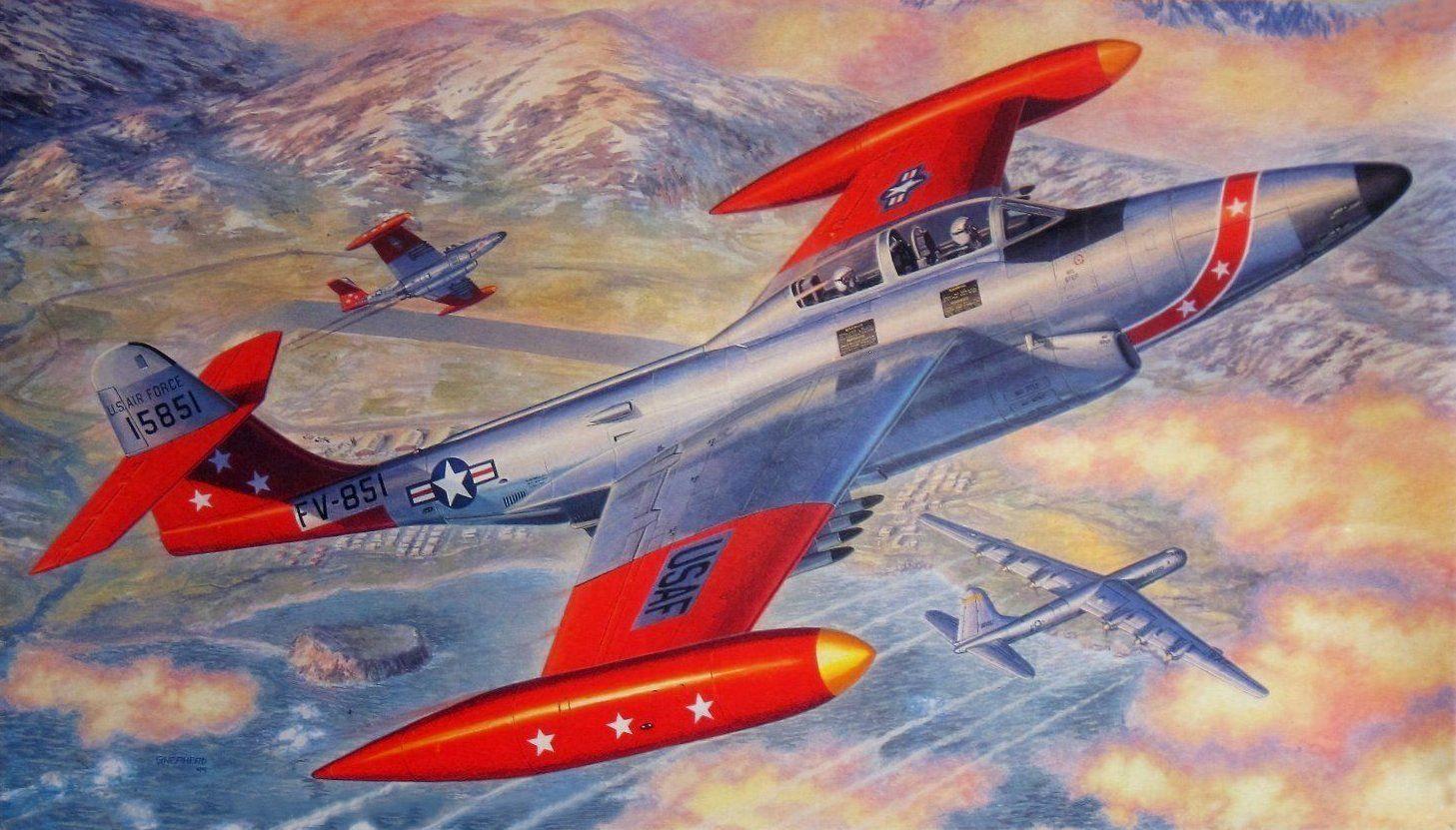 F-89C Scorpion (Stu Shepherd)