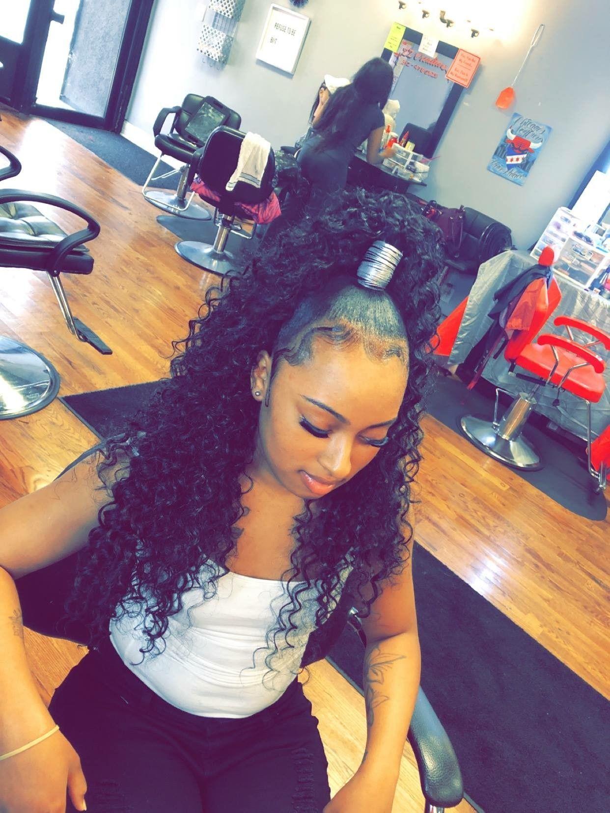 10 Hair Brushes For Procreate Hair Ponytail Styles High Ponytail Hairstyles Hair Styles