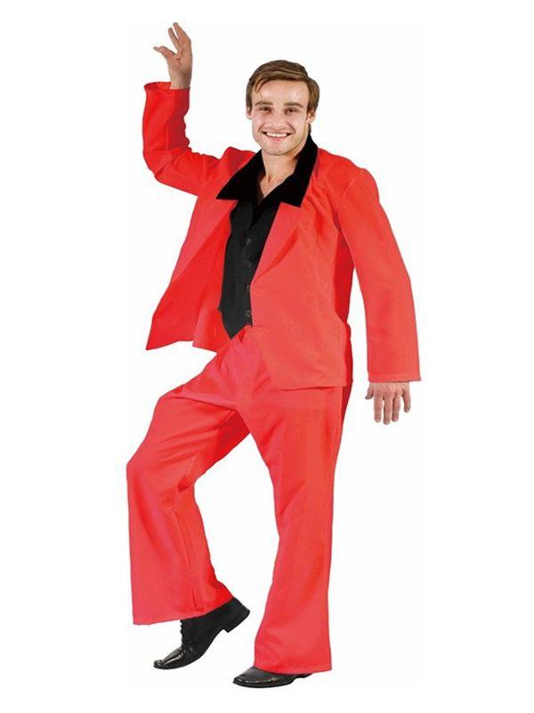 ¿Queréis comprar un disfraz-de-traje-divertido-rojo-para-hombre barato?. En Disfracesmimo.com ...