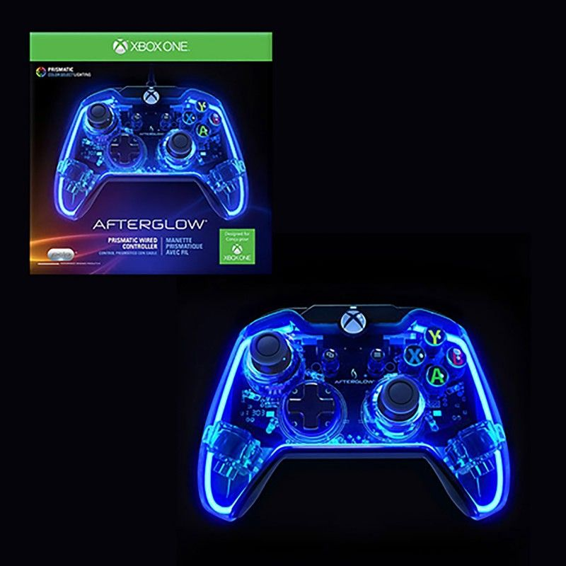 Xbox One Afterglow Prismatic Controller - PC Compatible