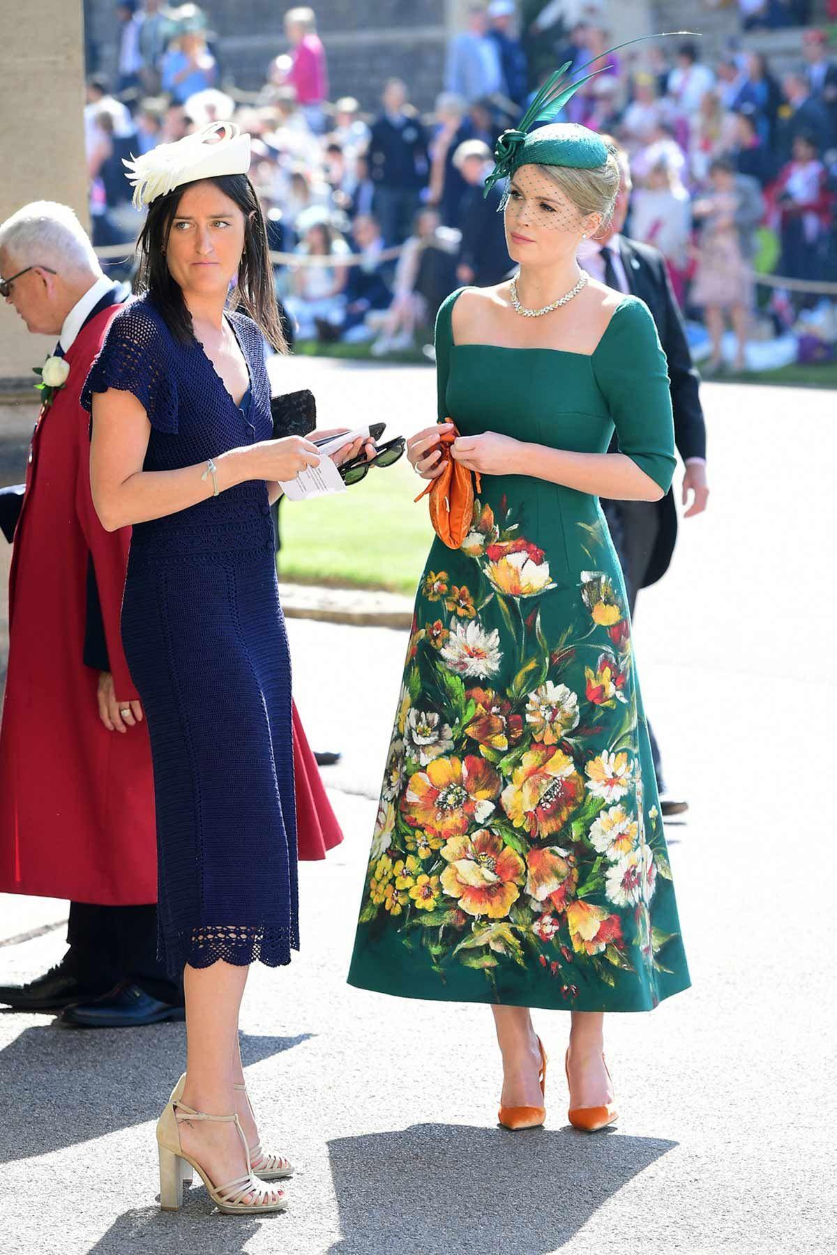 Los mejores vestidos en la boda de harry