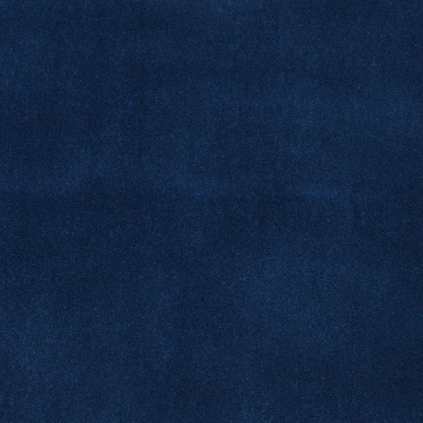 Dark Blue Color Plain Or Solid Pattern Velvet Type Upholstery Fabric Called K4968 Royal By Kovi Fabrics